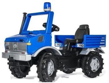 Rolly Toys rollyUnimog Polizei mit Blaulicht (038183)