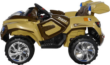 Actionbikes Kinder Elektroauto Jeep 8188 2 x 35 W camouflage (PR0000258-02)