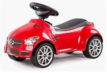 ES-Toys Rutschauto Mercedes SLK 55 AMG rot
