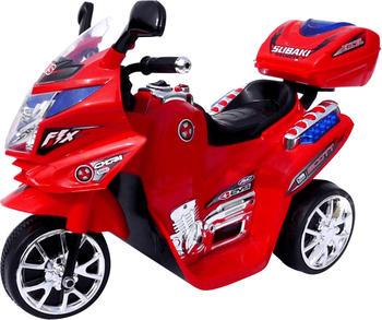 Actionbikes Kinder Elektroauto Motorrad C051 rot (PR0002760-02)