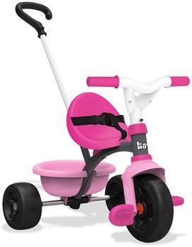 Smoby Dreirad pink