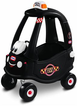 Little Tikes Cozy Coupe Taxi - schwarz