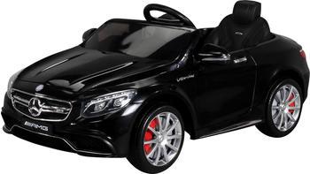 Actionbikes Mercedes Lizenziert AMG S63 schwarz (PR0017876-04)
