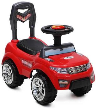 Moni Kinderauto Tiger Range mit Musik rot