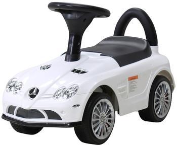 actionbikes-kinder-rutschauto-mercedes-slr-lizenziert-weiss