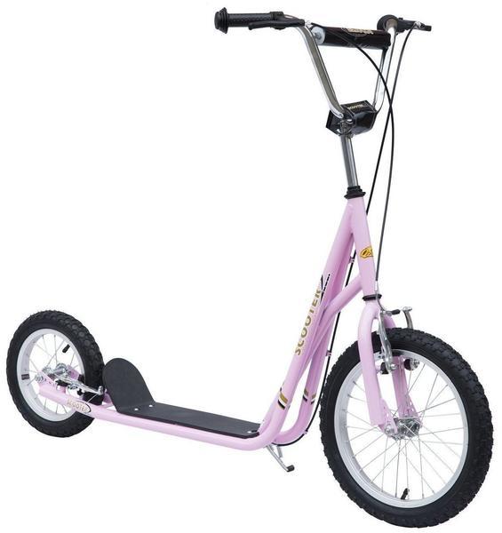 Homcom Cityroller pink (53-0023)