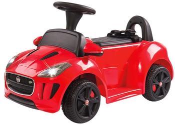 Jamara Ride-on Kiddy-Jaguar rot 6V