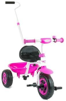 Milly Mally Turbo Dreirad Kinderdreirad Fahrrad Pink