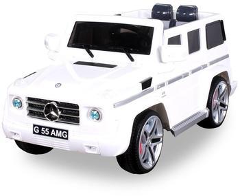 Actionbikes Mercedes Benz AMG G55 weiß (PR0016256-01)