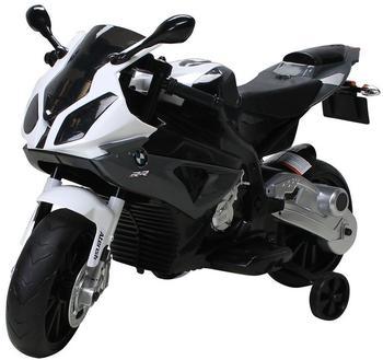Actionbikes Kinder Elektro Motorrad BMW S1000 RR Lizenziert JT528 grau