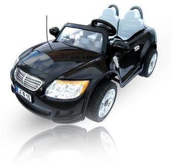Actionbikes Kinder Elektroauto 2-Sitzer B15 mit 2 x 45 Watt Motor schwarz (PR0017986-01)