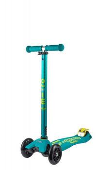 Micro Mobility Maxi Micro Deluxe Petrol aqua/green