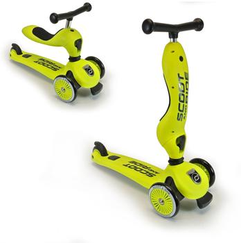 Scoot & Ride Highwaykick 1 lime