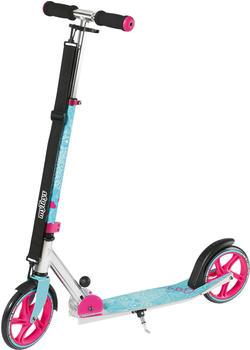 myToys Scooter 205 mit Tragegurt (Design: Eule)