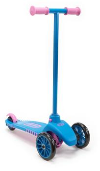 Little Tikes Tretroller blau