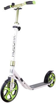 hudora-scooter-clvr-250-weiss-gruen