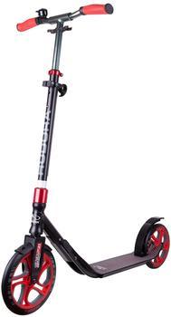 hudora-clvr-250-schwarz-rot-14831