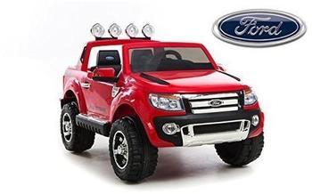 ES-Toys Elektroauto Ford Ranger 12V7Ah rot