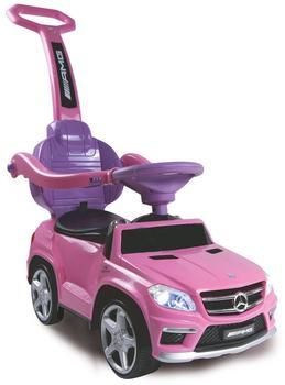 Jamara Mercedes GL63AMG pink 2in1