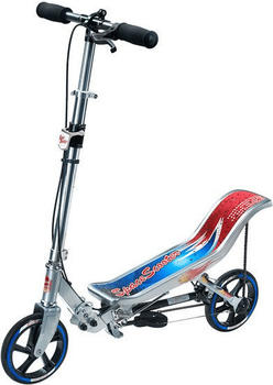 Space Scooter X580 silber/blau
