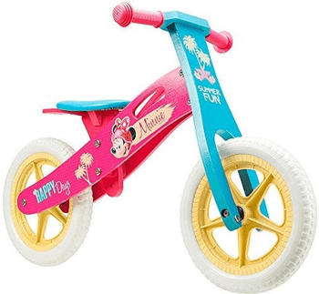 Hudora Laufrad Seven 12'' Minnie