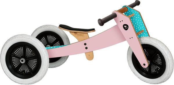 Wishbone Bike 3-in-1 rosa