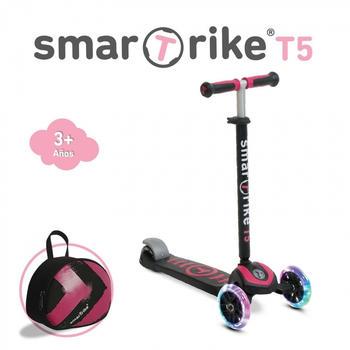 smartrike-t5-mit-led-leuchtraeder-schwarz-pink