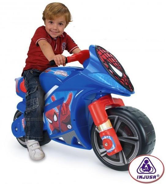Injusa Moto Winner - Ultimate Spiderman