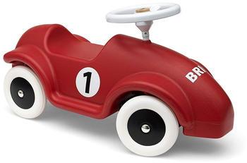 Brio Rennwagen rot/weiß (30285)