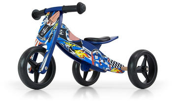 Milly Mally Jake Cars Junior 2in1 blau