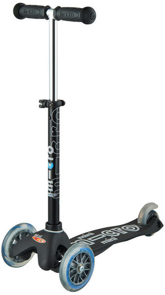 Micro Mobility Mini Micro Deluxe black/grey