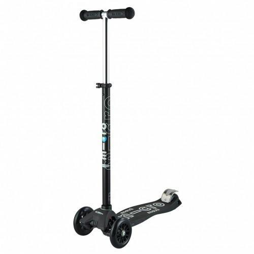 Micro Mobility Maxi Micro Deluxe schwarz/grau