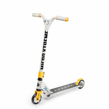 Micro Mobility MX Trixx 2.0 grau/gelb
