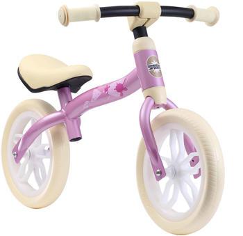 """Bikestar 2-in-1 Kinderlaufrad 10"""" pink"""