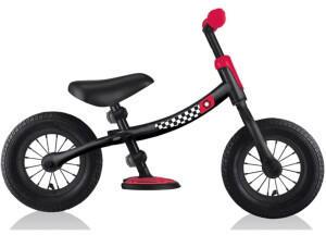 Globber Go Bike Air schwarz/rot