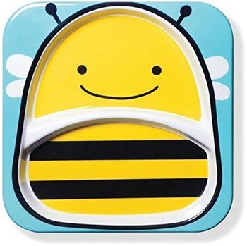 Skip Hop Zoo Esslernteller Bee
