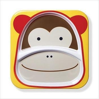 Skip Hop Zoo Esslernteller Monkey