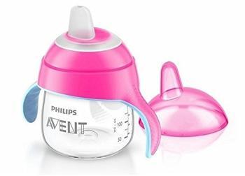 Avent No Drip Becher pink 200 ml