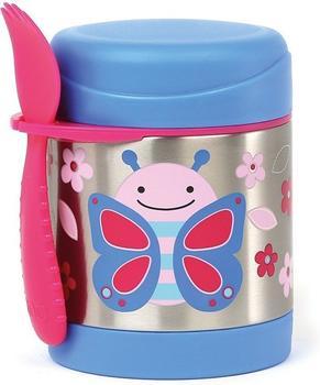 skip-hop-zoo-insulated-little-kid-food-jar-butterfly