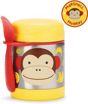 skip-hop-zoo-insulated-little-kid-food-jar-monkey