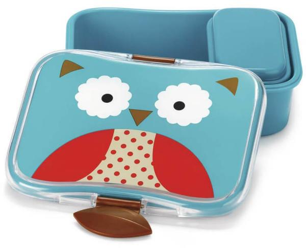 Skip Hop Lunch Box Owl
