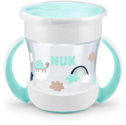 NUK Mini Magic Cup 160 ml mit Trinkrand und Deckel mint