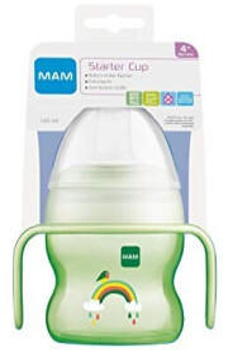 mam-starter-cup-green-150-ml