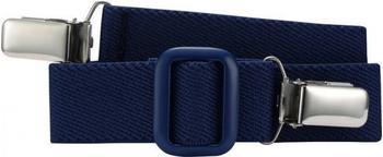 Playshoes Elastischer Kindergürtel mit Clips (601200) marine