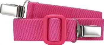 Playshoes Elastischer Kindergürtel mit Clips (601200) pink