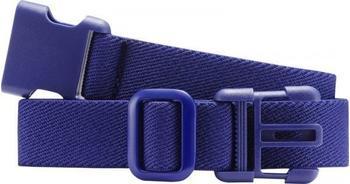 Playshoes Elastischer Kindergürtel mit Clip Verschluss (601400) lila