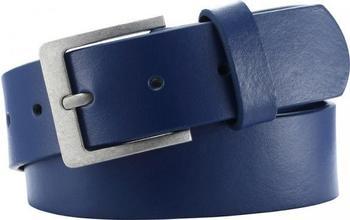 Playshoes Ledergürtel für Kinder (601520) marine