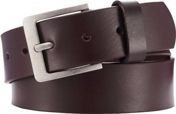 Playshoes Ledergürtel für Kinder (601520) braun