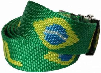 Doktor Hardstuff Kinder Gürtel mit Motiv Brazil