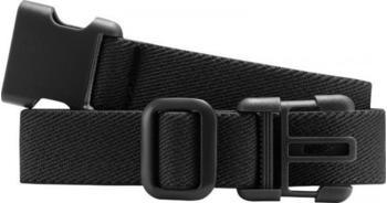 Playshoes Elastischer Kindergürtel mit Clip Verschluss (601400) schwarz